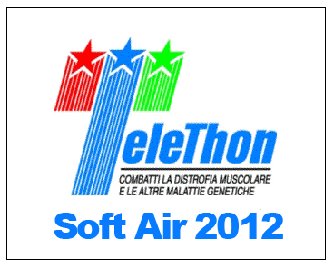 Telethon Softair 2011